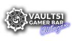 panaszok-Vault51 Gamer Bar - Logo